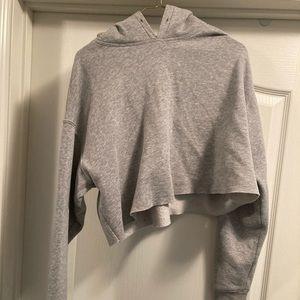 Crop hoodie urban outfitters